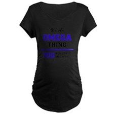 Unique Omega T-Shirt