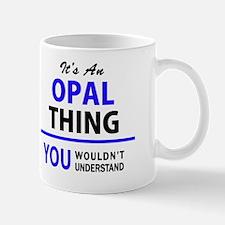 Cute Opal Mug
