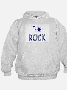 Teens Rock Hoodie