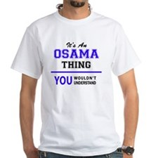 Unique Osama Shirt