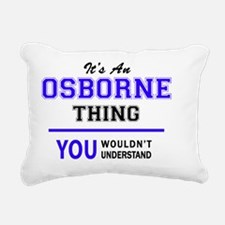 Cute Osborne Rectangular Canvas Pillow