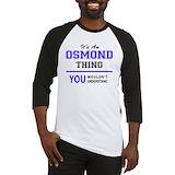 Osmonds Baseball Tee