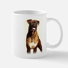 boxer dog Mugs