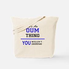 Unique Oum Tote Bag