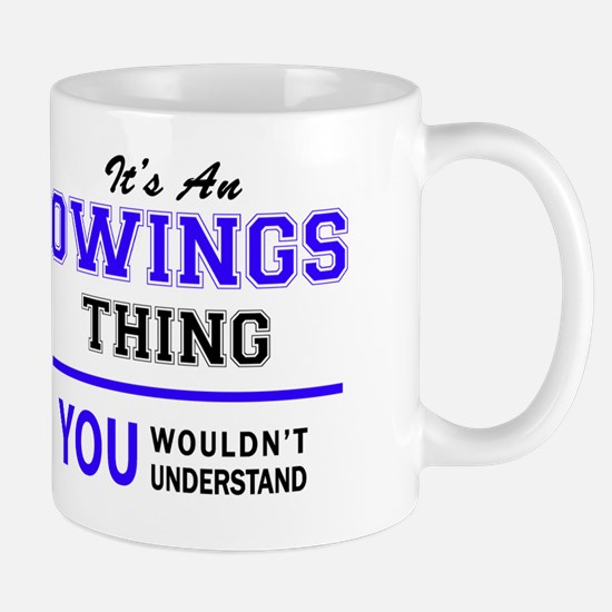 Funny Nobody owes you thing Mug