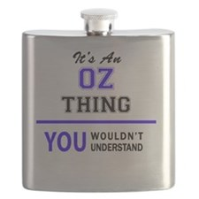 Unique Oz Flask