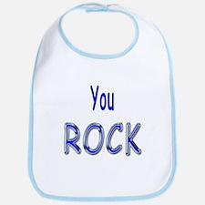 You Rock Bib