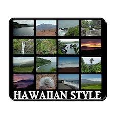 Hawaiian Style Mousepad