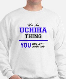 Unique Uchiha Sweatshirt