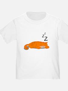 """""""Sleepy Kitty"""" T"""