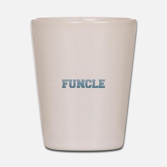 Funcle Shot Glass