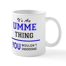 Unique Umm Mug