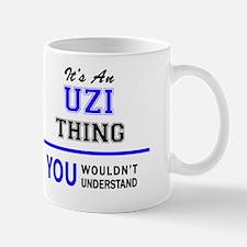 Cute Uzi Mug