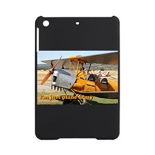 I'm just plane crazy: Tiger Moth iPad Mini Case