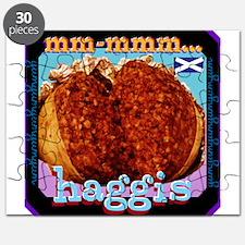 mm-mmm... Haggis! Puzzle