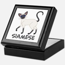 Blue Point Siamese Keepsake Box