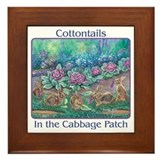 Cottontail Framed Tiles
