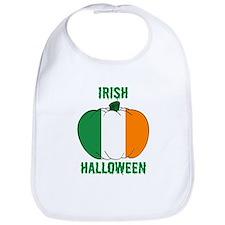 Irish Halloween Bib