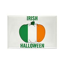 Irish Halloween Rectangle Magnet
