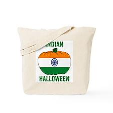 Indian Halloween Tote Bag
