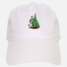 Corgi Christmas Baseball Baseball Cap