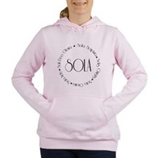 5 Solas Women's Hooded Sweatshirt
