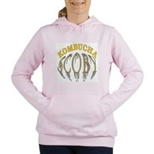 Kombucha Scoby Women's Hooded Sweatshirt