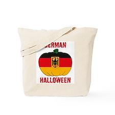 German Halloween Tote Bag
