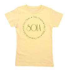 5 Solas Girl's Tee