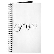 JW-cho black Journal
