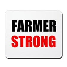 Farmer Strong Mousepad