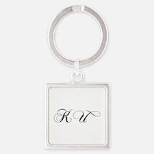 KU-cho black Keychains