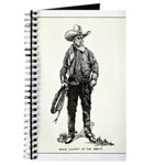 1920s Movie Cowboy Journal