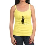1920s Movie Cowboy Jr. Spaghetti Tank