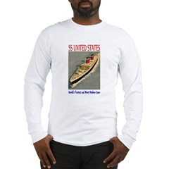 SSUS World's Fastest & Most Modern Long Sleeve Tee