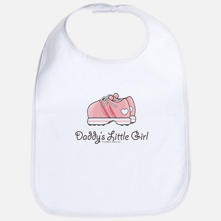 Pink Running Shoes Bib