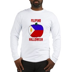 Filipino Halloween Long Sleeve T-Shirt