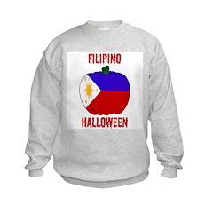 Filipino Halloween Sweatshirt
