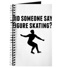 Did Someone Say Figure Skating Journal