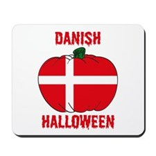 Danish Halloween Mousepad