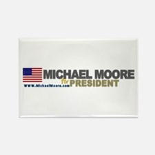 Cool Moore Rectangle Magnet