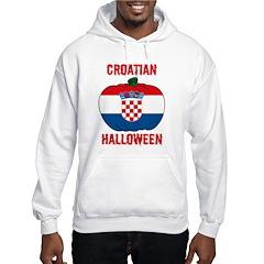 Croatian Halloween Hoodie