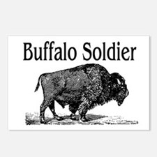 BUFFALO SOLDIER Postcards (Package of 8)
