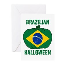 Brazilian Halloween Greeting Cards (Pk of 10)