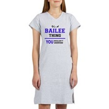 Cute Bailee Women's Nightshirt