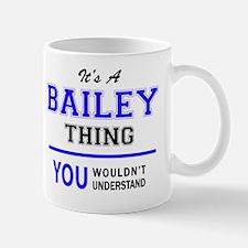 Cute Bailey Mug