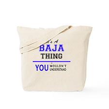 Baja Tote Bag