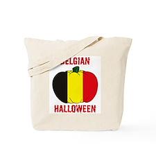 Belgian Halloween Tote Bag