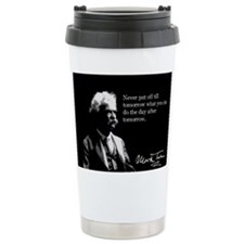 Cute Twain Travel Mug
