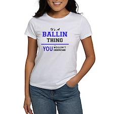Cool Ballin Tee